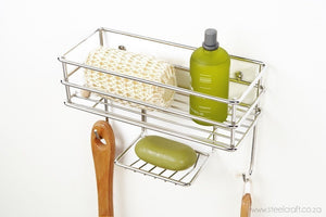 Wall Basket Organiser, Wall Basket Organiser, Bathroom Ware, Steelcraft, Steelcraft , www.steelcraft.co.za
