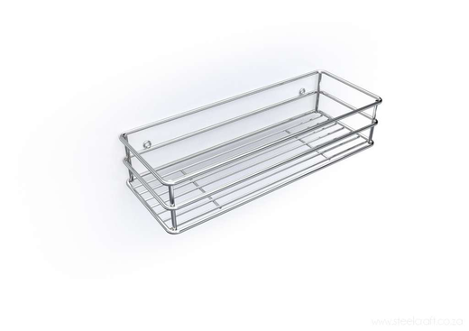 Shelf Basket, Shelf Basket, Bathroom Ware, Steelcraft, steelcraft.co.za , www.steelcraft.co.za