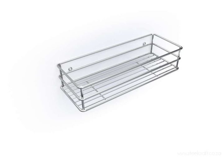 Shelf Basket, Shelf Basket, Bathroom Ware, Steelcraft, Steelcraft , www.steelcraft.co.za