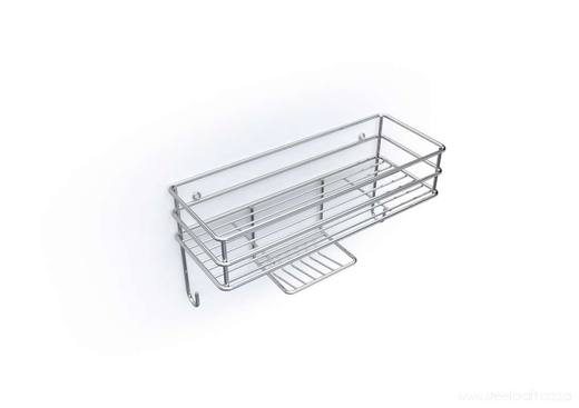 Shelf Basket Organiser, Shelf Basket Organiser, Bathroom Ware, Steelcraft, steelcraft.co.za , www.steelcraft.co.za