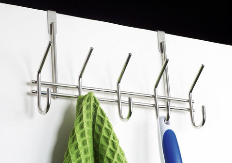 Hook Over Door Rack - Steelcraft