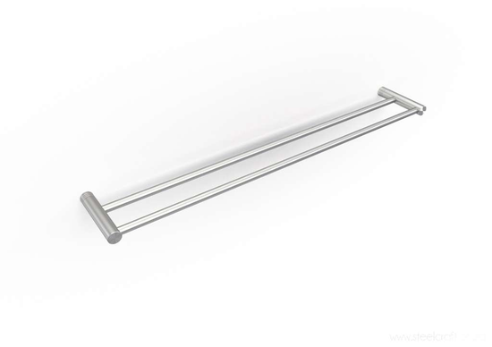 Synergy Double Rail 800mm, Synergy Double Rail 800mm, Bathroom Ware, Steelcraft, Steelcraft , www.steelcraft.co.za