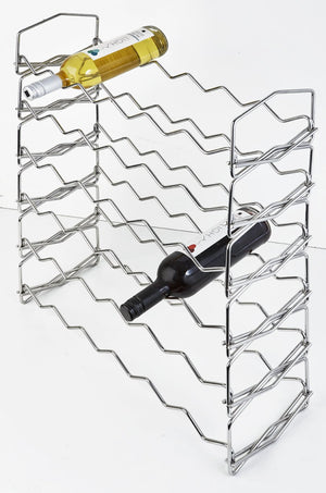 Stackable Wine Rack (6 bottles), Stackable Wine Rack (6 bottles), Kitchen Ware, Steelcraft, Steelcraft , www.steelcraft.co.za