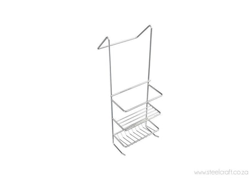 Hook Over Shower Caddy (Small), Hook Over Shower Caddy (Small), Bathroom Ware, Steelcraft, Steelcraft , www.steelcraft.co.za