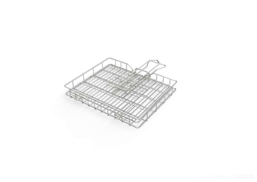 Braai Grids - Mini Adjustable Depth With Slide Away Handles, Braai Grids - Mini Adjustable Depth With Slide Away Handles, Braai Ware, Steelcraft, steelcraft.co.za , www.steelcraft.co.za
