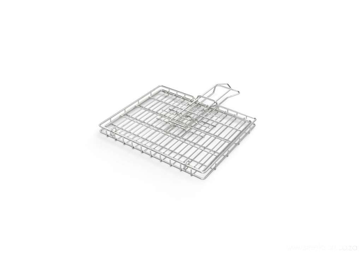 Braai Grid -Small Hinge Lid with Slide Away Handles, Braai Grid -Small Hinge Lid with Slide Away Handles, Braai Ware, Steelcraft, steelcraft.co.za , www.steelcraft.co.za