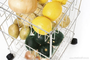 Vegetable Trolley, Vegetable Trolley, Kitchen Ware, Steelcraft, Steelcraft , www.steelcraft.co.za