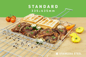 Braai Grid -  Standard Adjustable Depth, Braai Grid -  Standard Adjustable Depth, Braai Ware, Steelcraft, Steelcraft , www.steelcraft.co.za