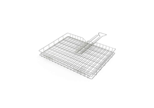 Braai Grid - Standard  Adjustable Depth With Slide Away Handles - Steelcraft