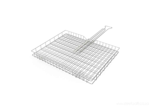 Braai Grid -  Standard Adjustable Depth - Steelcraft