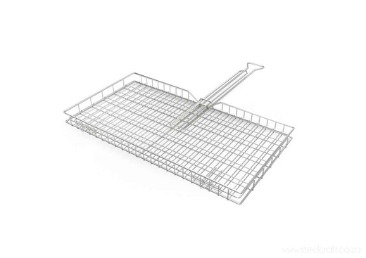 Braai Grid -  Maxi Adjustable Depth - Steelcraft