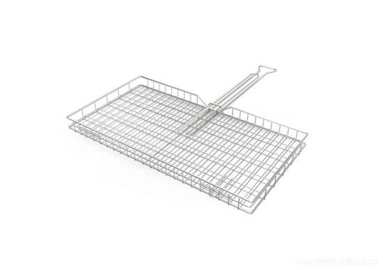 Braai Grids -  Maxi Adjustable Depth, Braai Grids -  Maxi Adjustable Depth, Braai Ware, Steelcraft, steelcraft.co.za , www.steelcraft.co.za