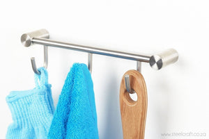 Synergy Hook Rack, Synergy Hook Rack, Bathroom Ware, Steelcraft, Steelcraft , www.steelcraft.co.za