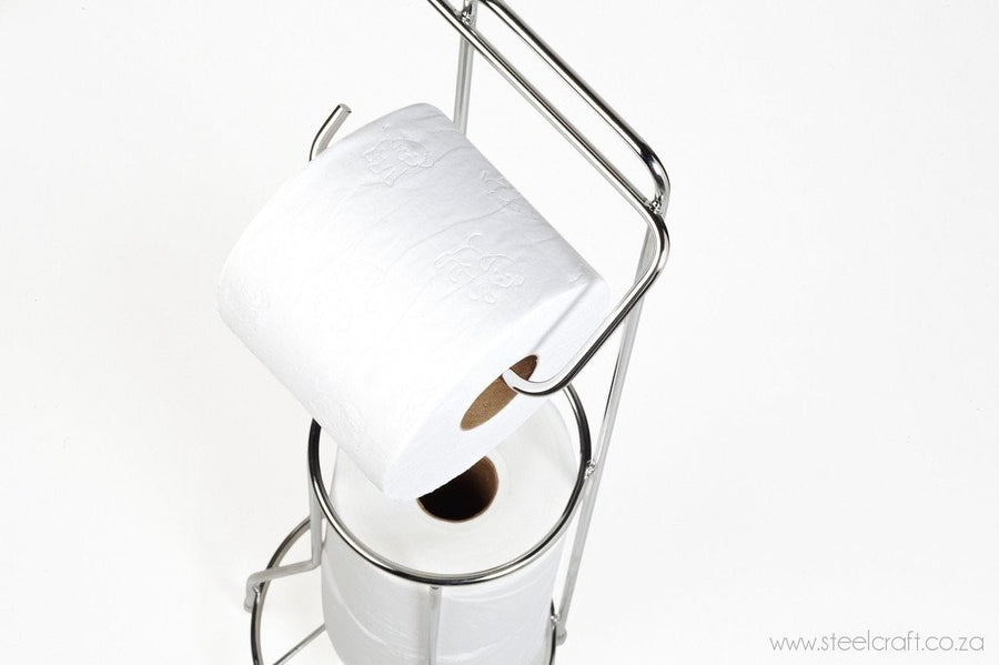 Toilet Roll Holder Stand, Toilet Roll Holder Stand, Bathroom Ware, Steelcraft, Steelcraft , www.steelcraft.co.za