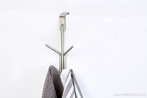 Hook Over Door Double Hook, Hook Over Door Double Hook, Kitchen Ware, Steelcraft, Steelcraft , www.steelcraft.co.za