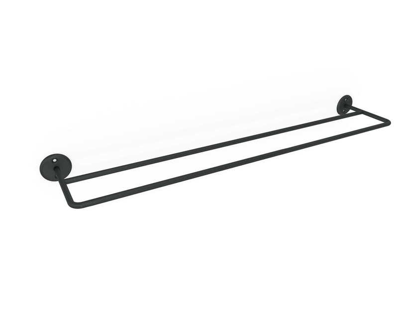 Classic Double Rail (800mm) Matt Black, Classic Double Rail (800mm) Matt Black, Kitchen Ware, Steelcraft, steelcraft.co.za , www.steelcraft.co.za
