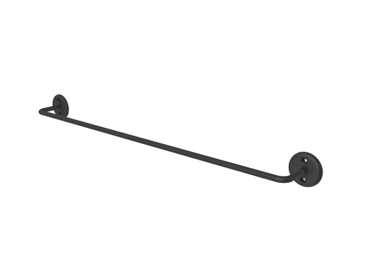 Steelcraft, Stainless Steel , Matt Black , Kitchen rail 750mm Matt Black
