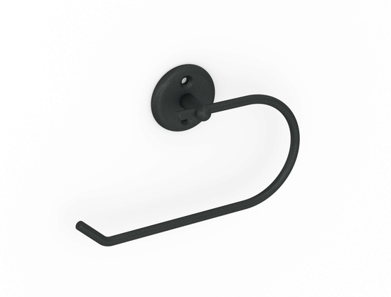Classic Toilet roll holder Matt Black, Classic Toilet roll holder Matt Black, Bathroom Ware, Steelcraft, Steelcraft , www.steelcraft.co.za