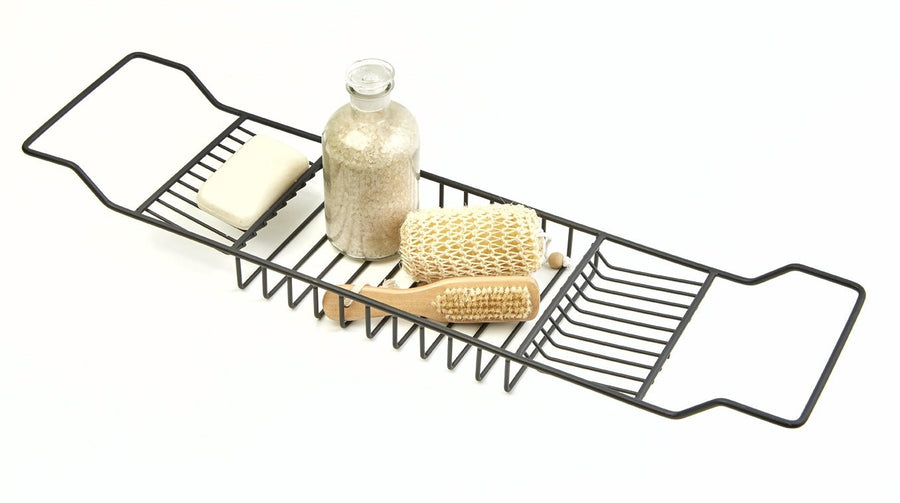 Bath Caddy Matt Black, Bath Caddy Matt Black, Bathroom Ware, Steelcraft, Steelcraft , www.steelcraft.co.za