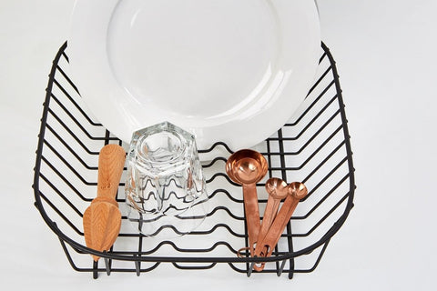 Basin dish rack Matt Black, Basin dish rack Matt Black, Kitchen Ware, Steelcraft, Steelcraft , www.steelcraft.co.za
