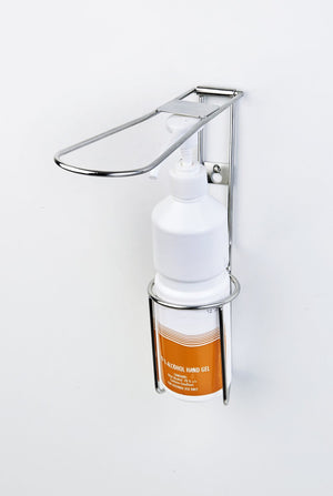 Elbow Press Bottle Holder (Wall Mount) - Steelcraft