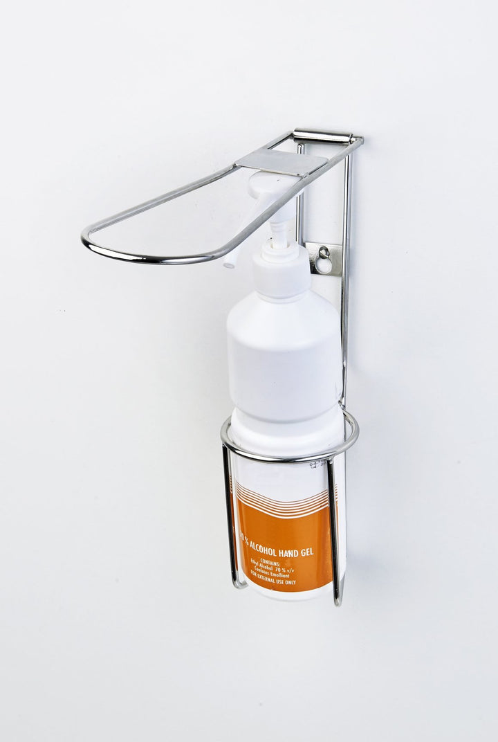 Elbow Press Bottle Holder (Wall Mount), Elbow Press Bottle Holder (Wall Mount), , Steelcraft, Steelcraft , www.steelcraft.co.za
