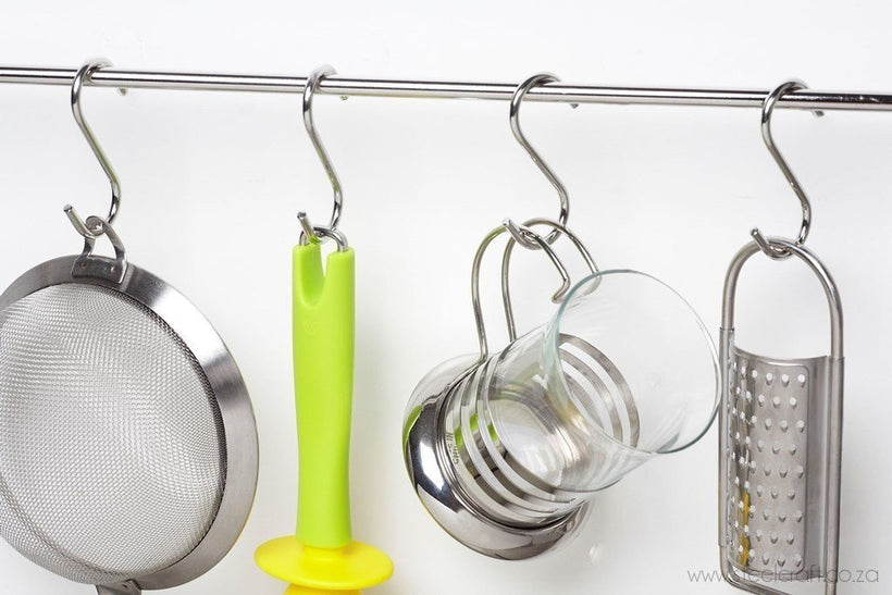 Five S-Hooks, Five S-Hooks, Kitchen Ware, Steelcraft, Steelcraft , www.steelcraft.co.za