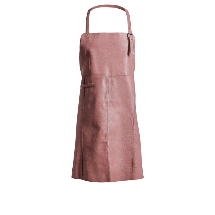 muud East Apron Dusty rose