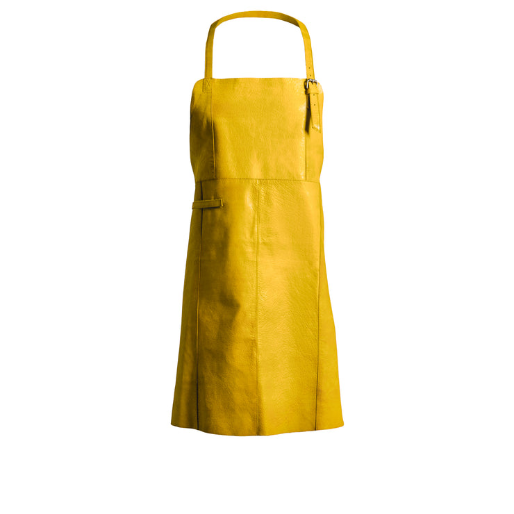muud East Apron Yellow