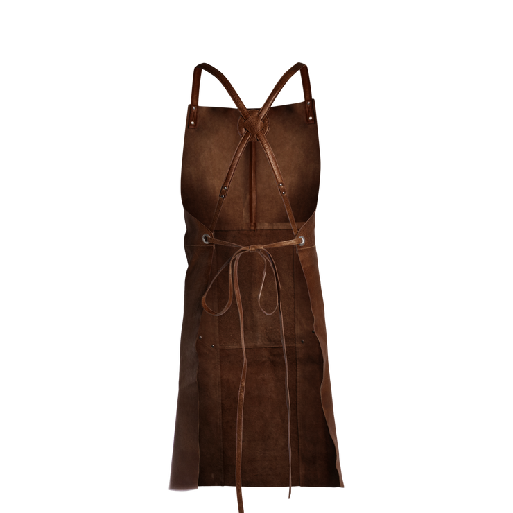 muud North Apron Brown