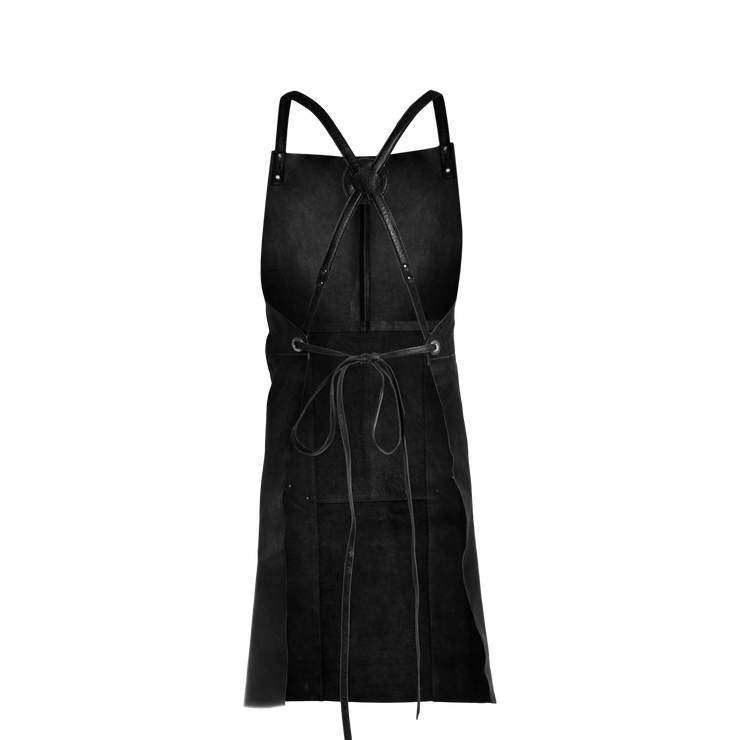 muud South Apron Black