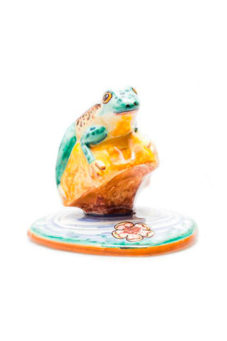 Paperweight Frog