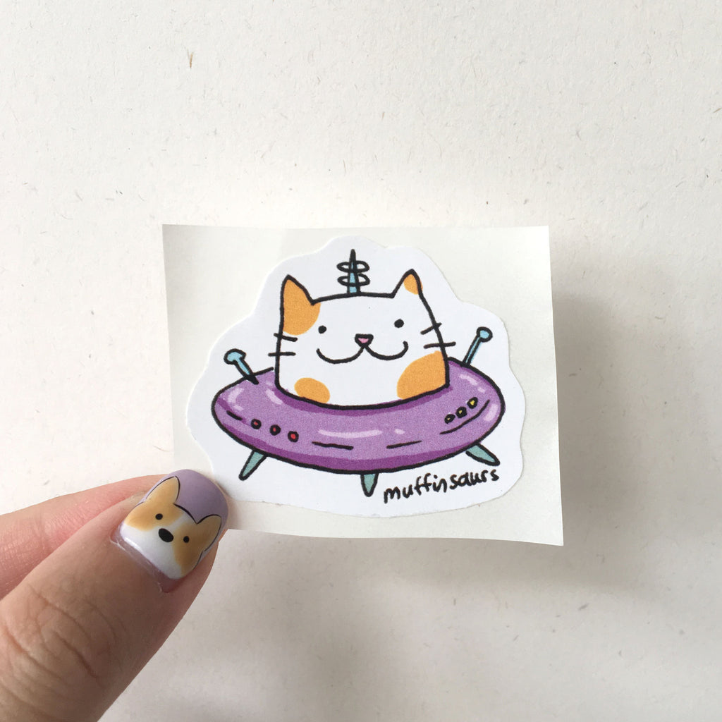 Catship Sticker