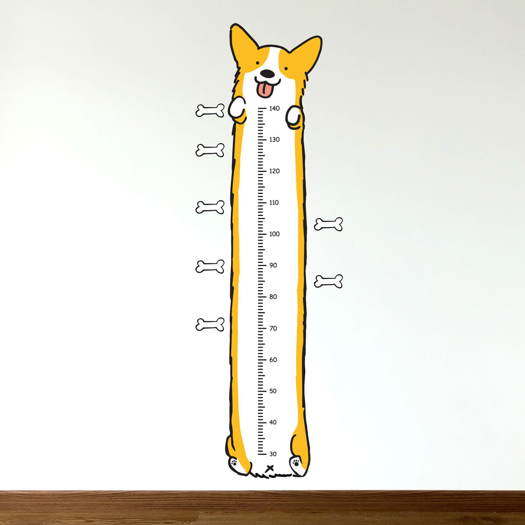 Corgi Growth Chart