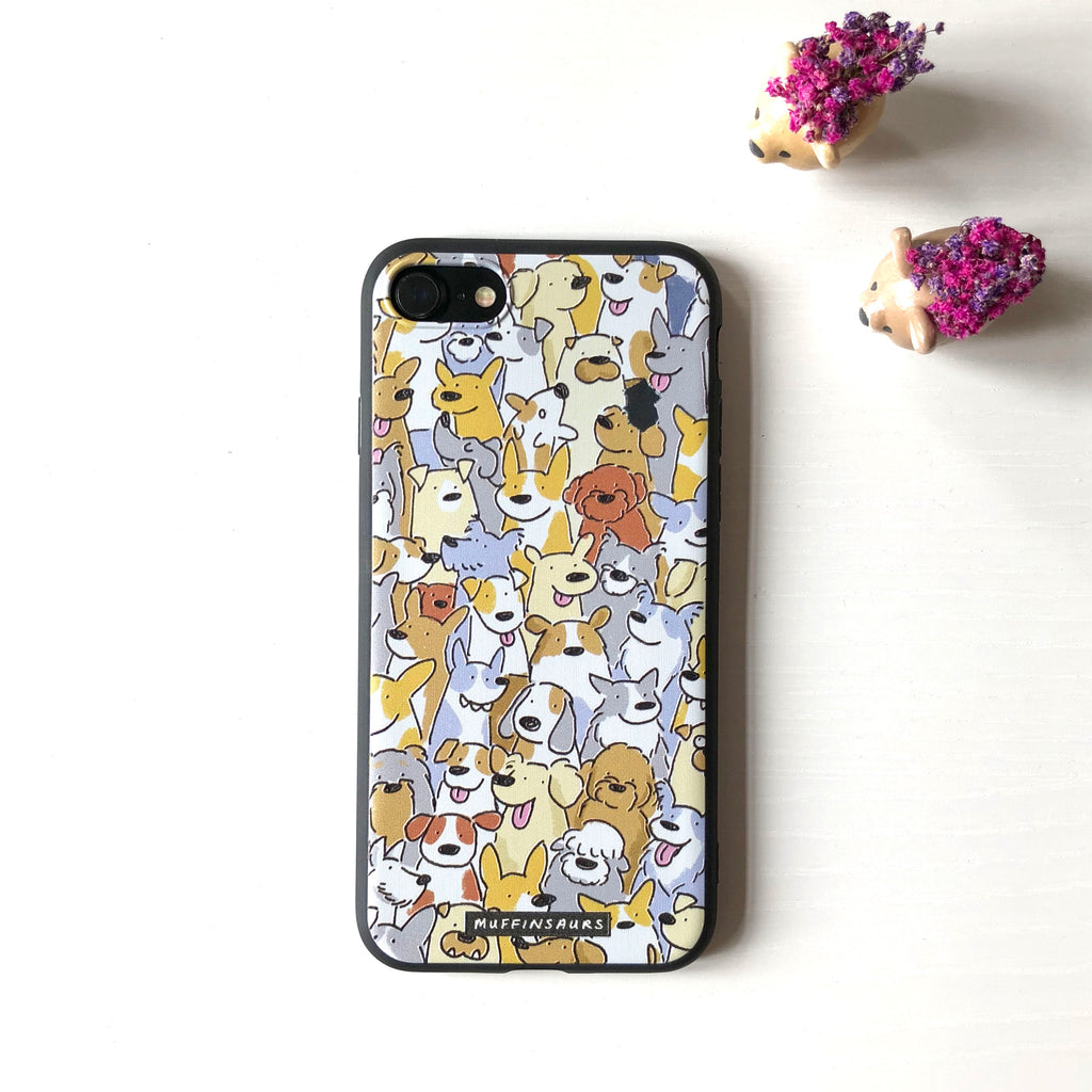 Doggo Iphone 7/8/7+/8+ Case