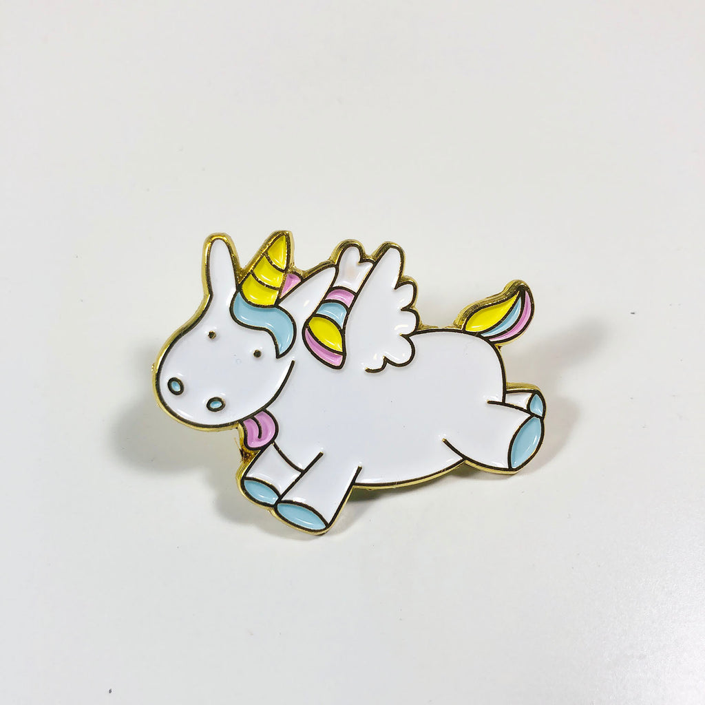 Ice Cream the Unicorn 2 Pin