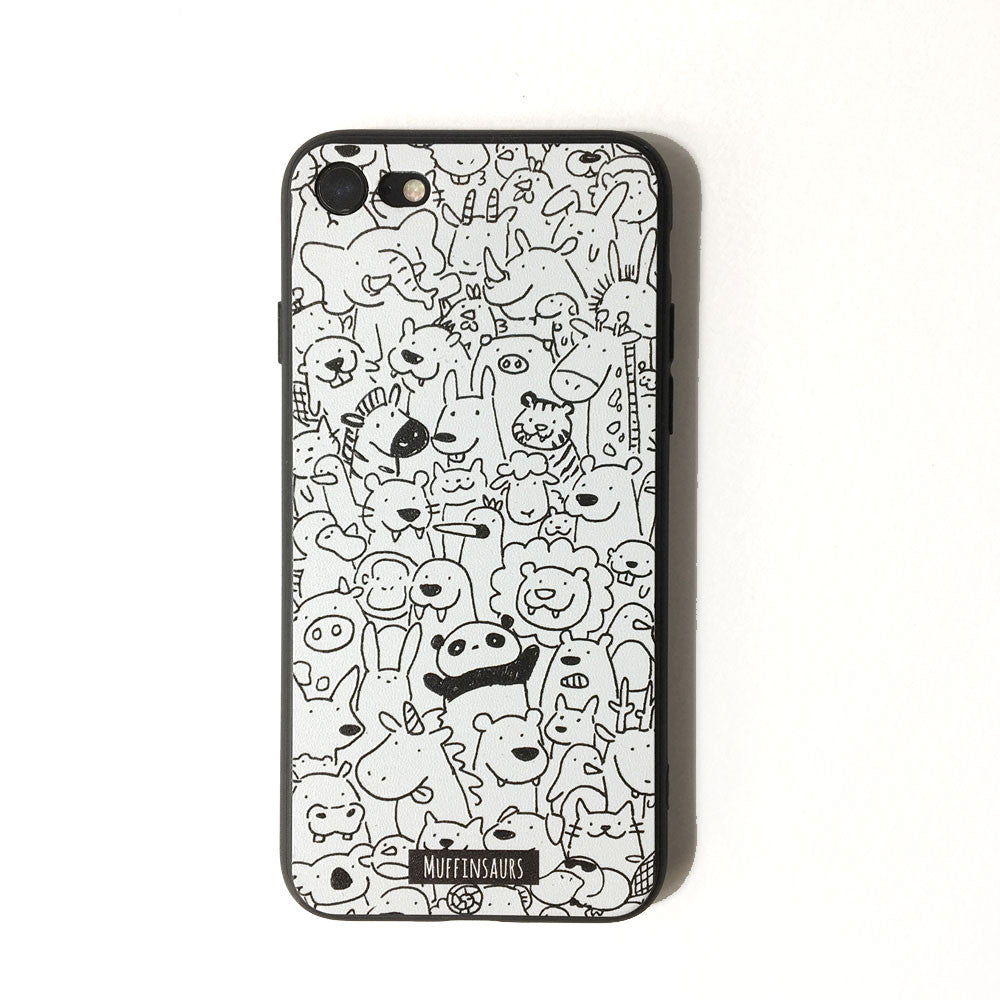 Zooty Pooty Monochrome Iphone 7/8 Case