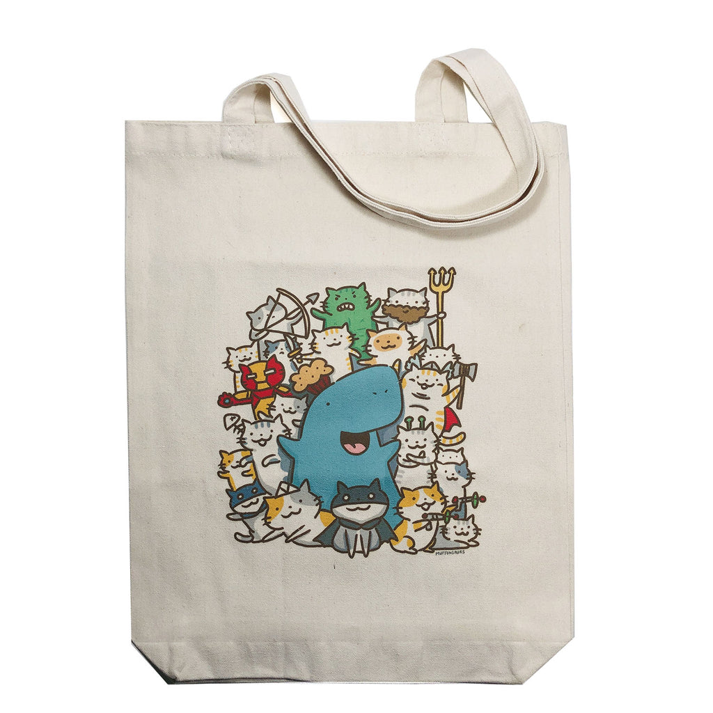 Muffinsaurs Tote Bag