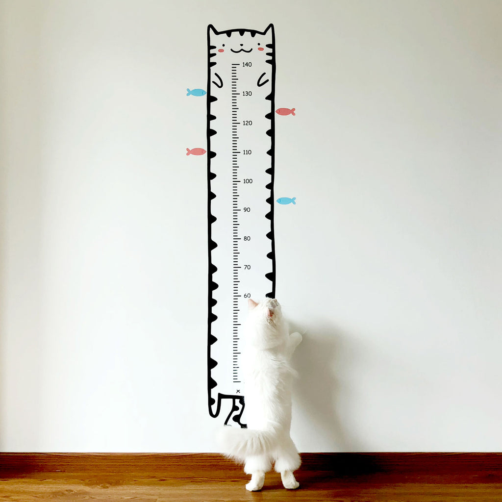 Silver Tabby Growth Chart