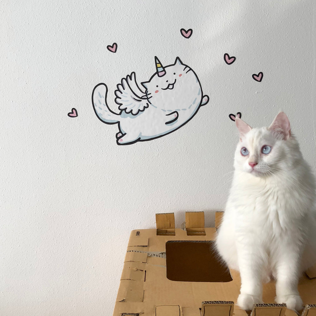Unicat Wall Sticker