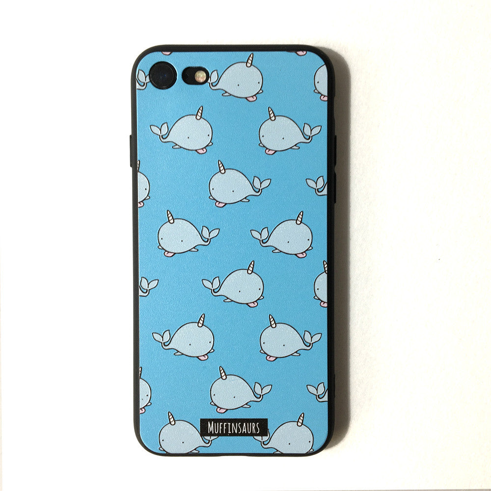 Playful Narwhal Iphone 7/8 Case