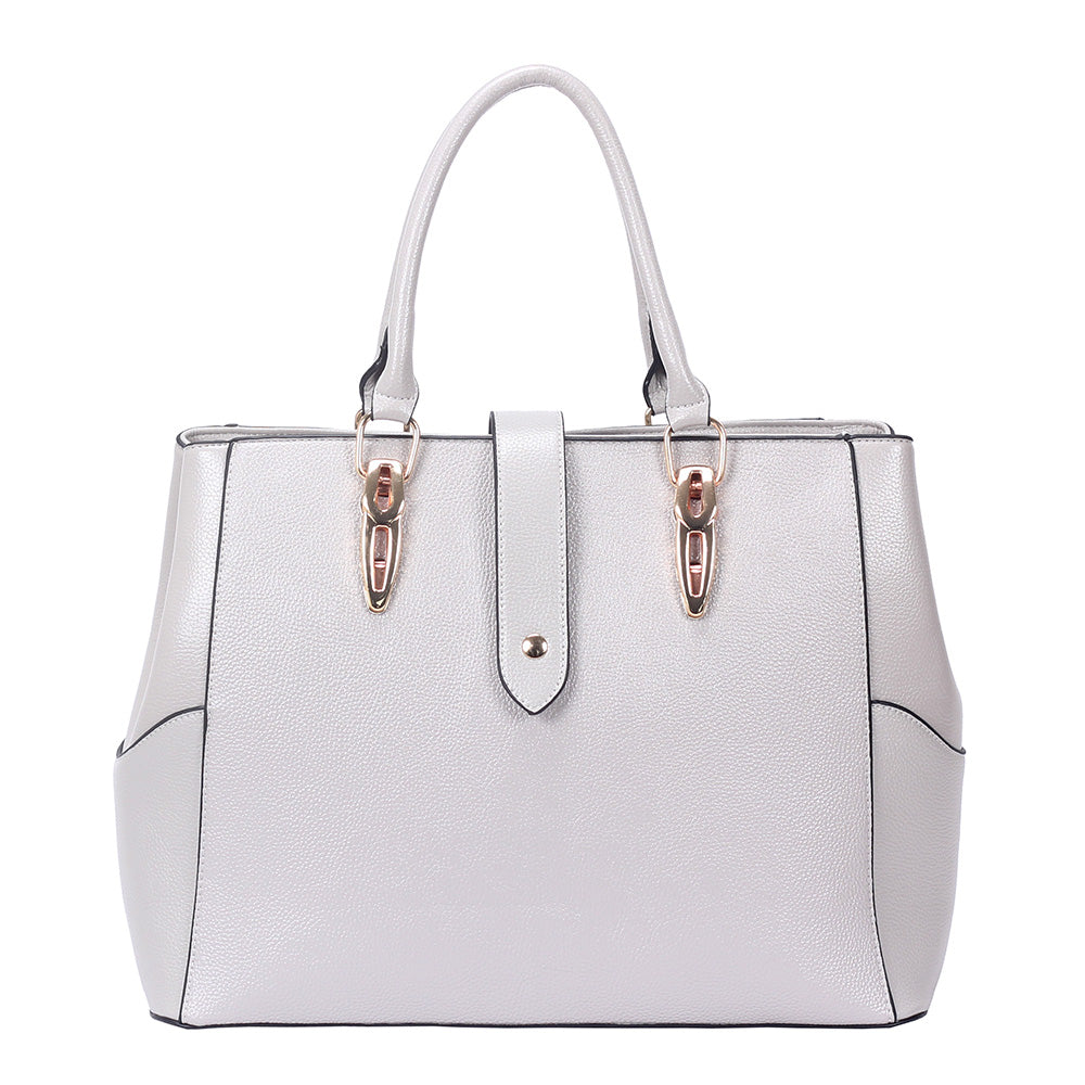 Shopper Handbag - GREY