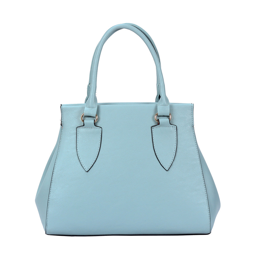 Tote Bag -  PALE BLUE