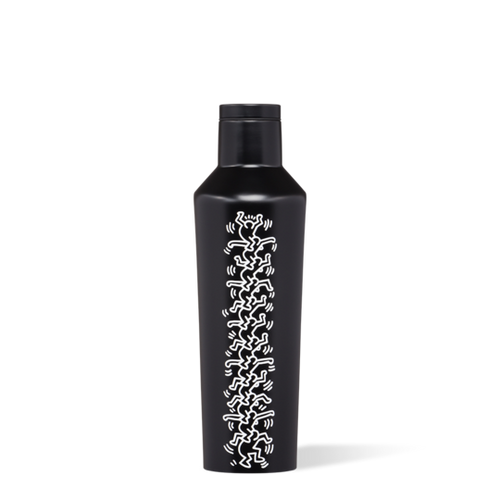 Corkcicle - Keith Haring - People Stack - Canteen