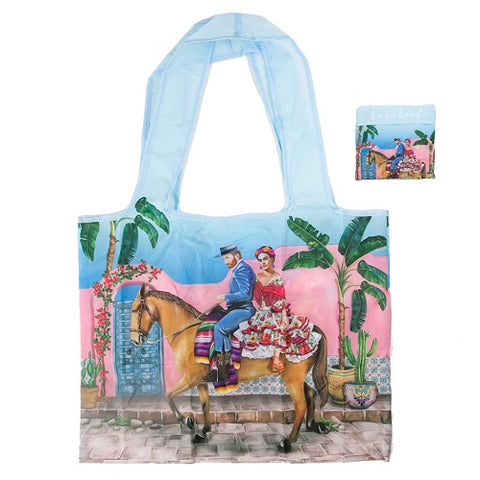 Foldable Shopping Bag - Fridas Paradise Vol 2