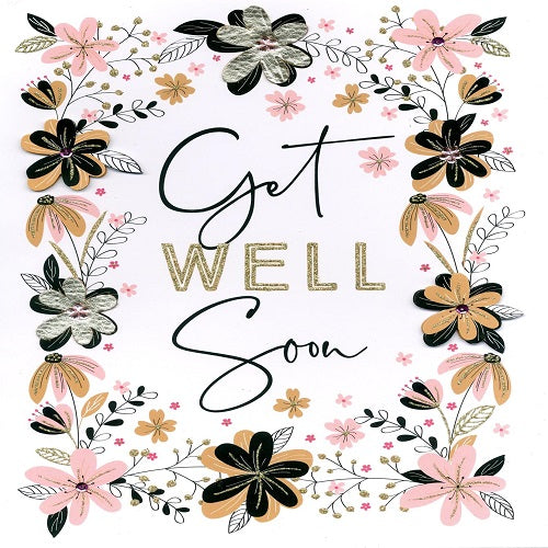 Large Card : Get Well Soon