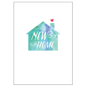 Large Card : New Home