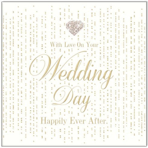 Large Card : Wedding Day