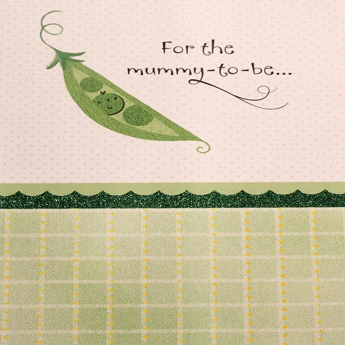 Large Card : For the mummy-to-be....