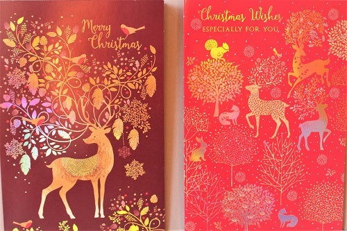 Charity Cards  - Merry Christmas